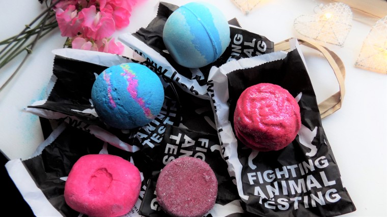 new lush products first impressions
