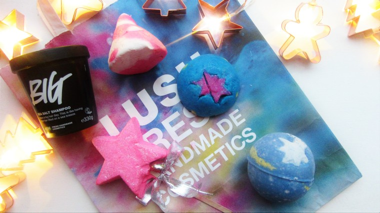 Winter & Christmas Lush Haul