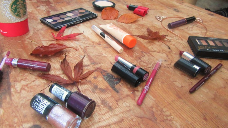 Autumn Makeup Essentials (2)