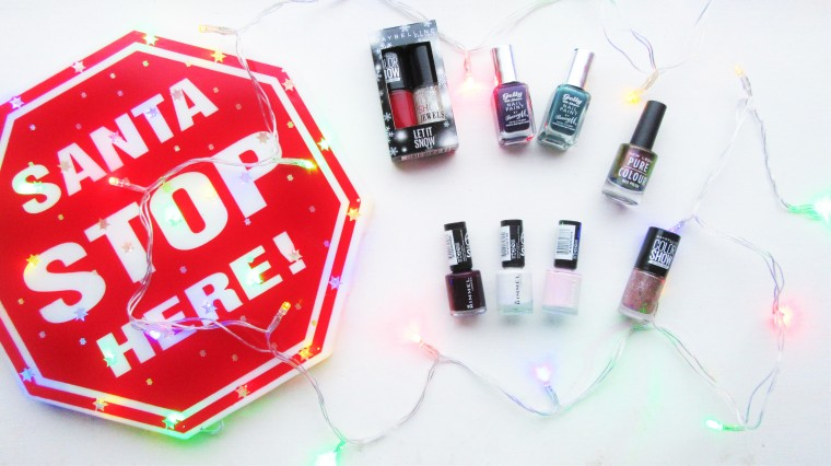 BLOGMAS Christmas Nail Polishes (1)