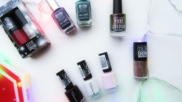 BLOGMAS Christmas Nail Polishes (2)