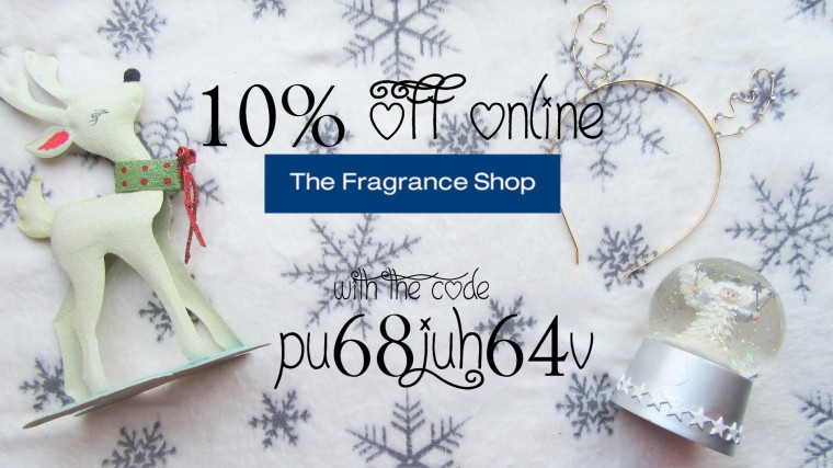 The Fragrance Shop Discount code
