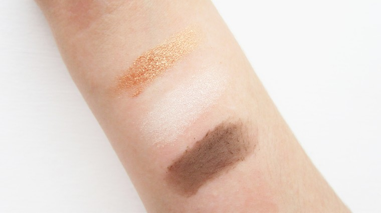 Brand Focus Makeup Revolution Eyeshadow Swatches